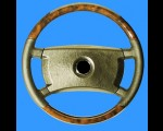 Steering wheel (no airbag)